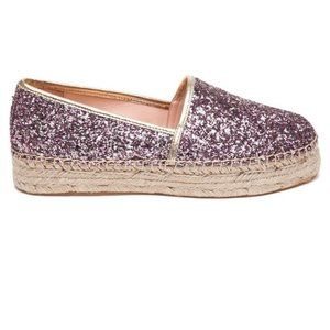 Kate Spade New York Linds Too Glitter Espadrilles